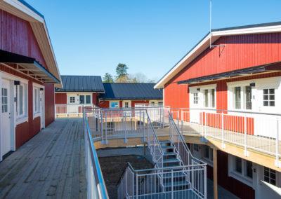Loftgång 3 LandInn Motel